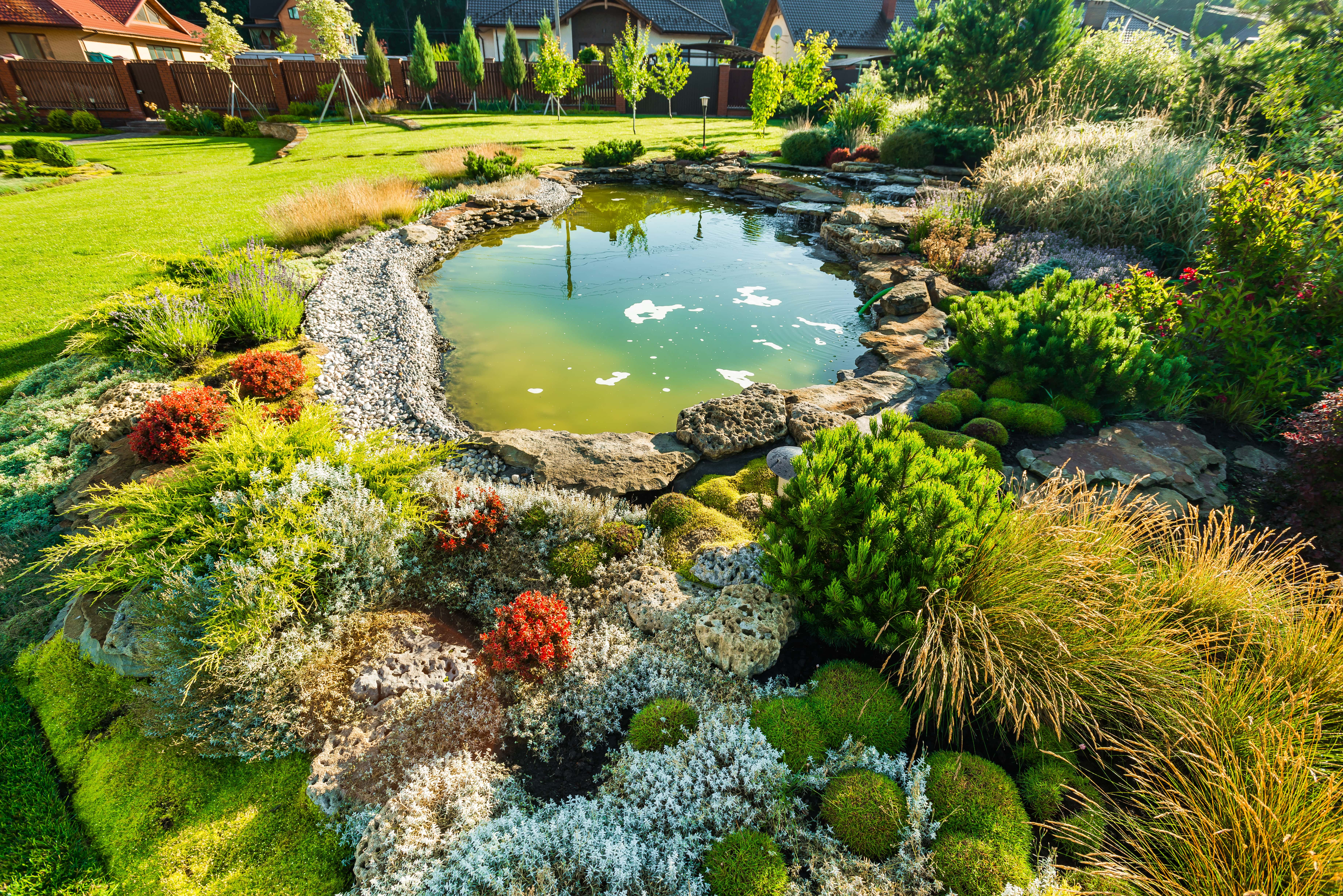 Portland Commercial Landscaping Services | Crowley Landscape
